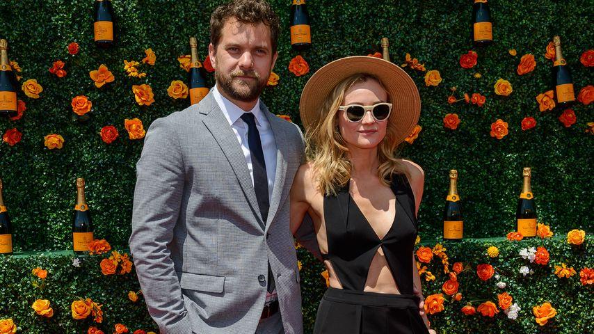 Verwirrender Post: Liebes-Krise bei Diane Kruger & Joshua?