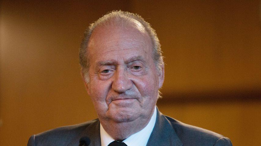 Juan Carlos, ehemaliger König von Spanien