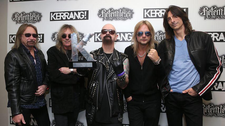 Judas Priest bei den Relentless Energy Drink Kerrang! Awards