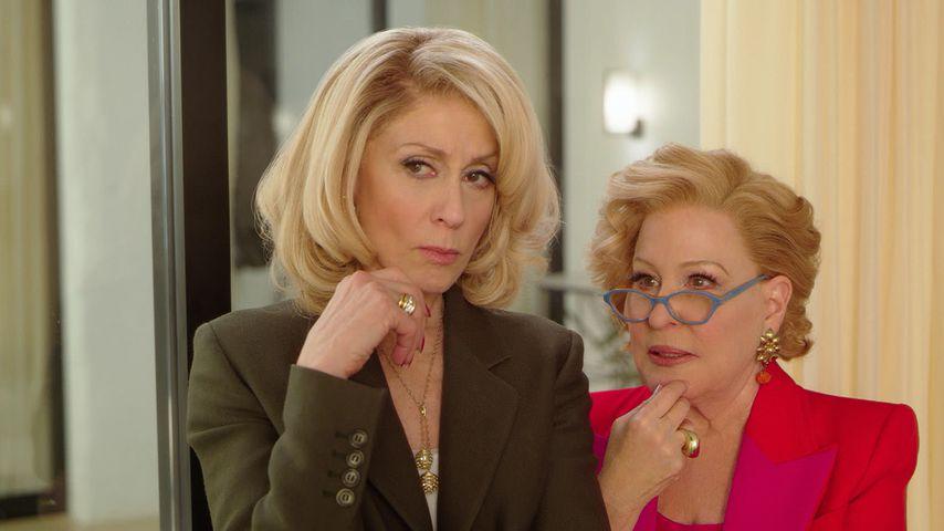 """Judith Light als Dede Standish und Bette Midler als Hadassah Gold in """"The Politician"""""""
