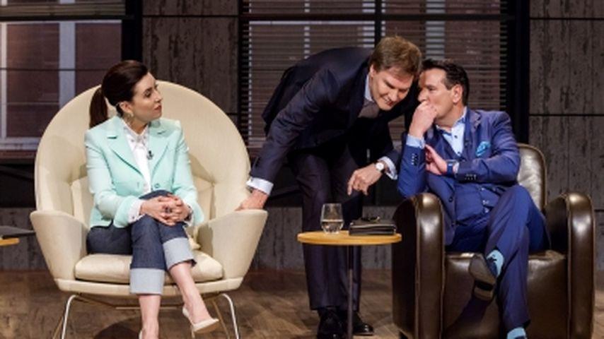 Judith Williams, Carsten Maschmeyer und Ralf Dümmel