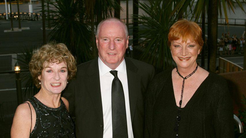 Judy Nunn, Ray Meagher und Cornelia Frances