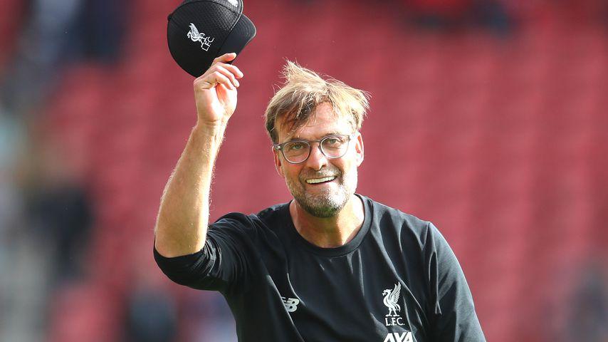 Jürgen Klopp, ehemaliger Trainer von Borussia Dortmund