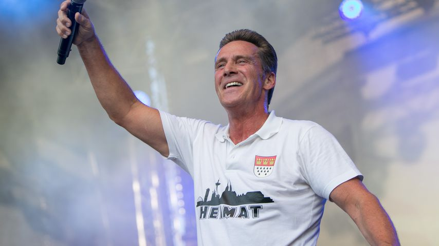 Jürgen Milski beim Saarspektakel 2016 in Saarbrücken