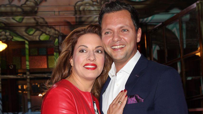 Julia Dahmen und Carlo Florito