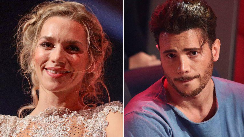 """""""Let's Dance""""-Belas Verletzung: Julia Dietze fühlt mit ihm!"""