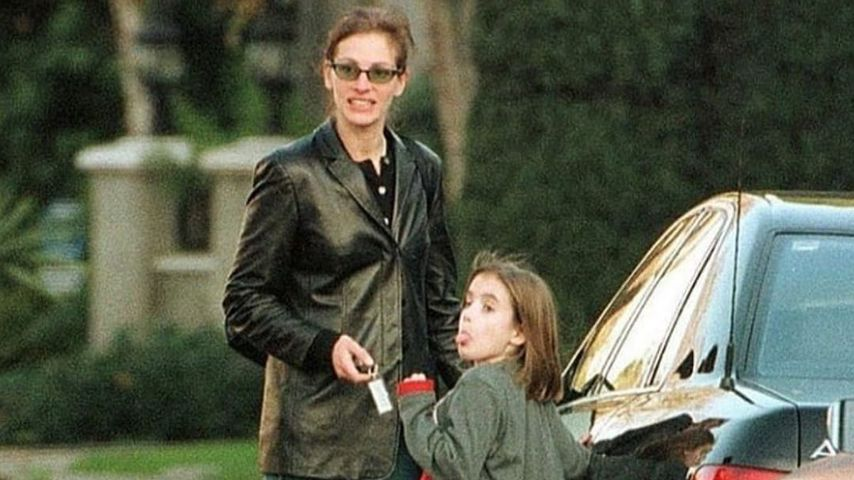 Julia Roberts und Emma Roberts