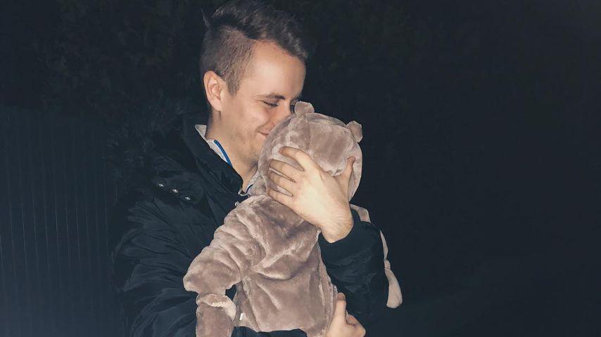 Weil Baby schlief: Julian Claßen ließ sein Auto demolieren!