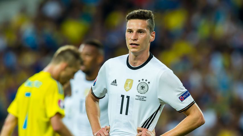 Süße Anekdote: So ist EM-Held Julian Draxler privat!