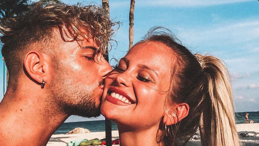 Julian Evangelos und Stephanie Schmitz
