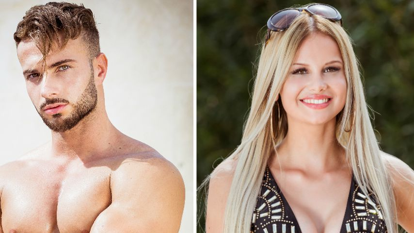 "Große Verkündung: Verlassen Julian & Stephie ""Love Island""?"
