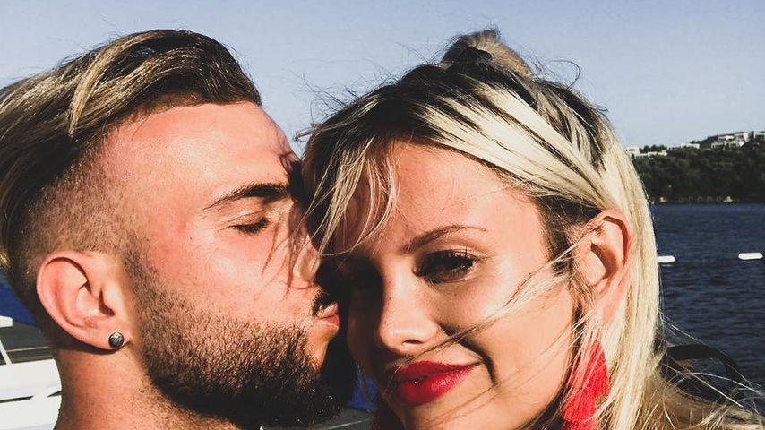 """Julian Evangelos und Stephanie Schmitz, Ex-Love Island""""-Teilnehmer"""