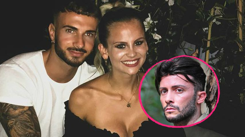 Trotz Dschungel-Hass: Julian & Stephie unterstützen Domenico