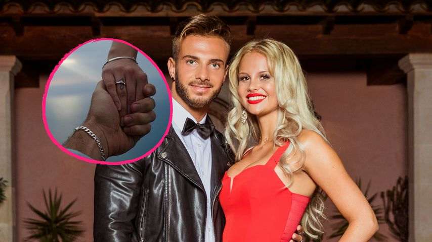 Nach nur 4 Monaten: LI-Traumpaar Julian & Stephie verlobt!