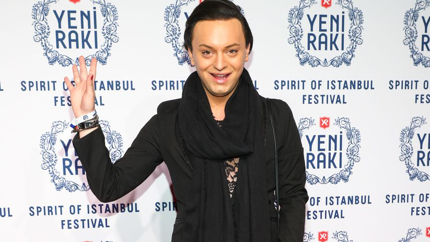 Julian F.M. Stoeckel beim Spirit of Istanbul Festival in Berlin