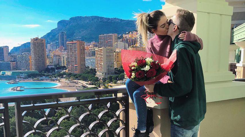 Zum Valentinstag: Bibi & Julian rühren mit Liebesgeständnis!