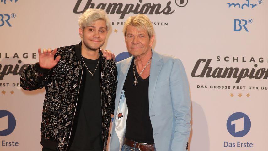 Auch Musiker: Diesen Rat hat Matthias Reim für Sohn Julian!