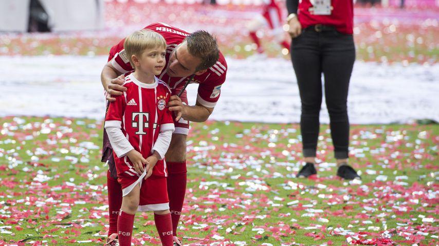 Julian und Philipp Lahm