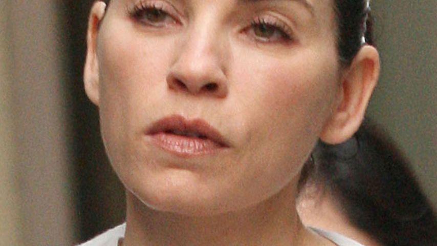 Mit 46 Jahren: Julianna Margulies ohne Make-up