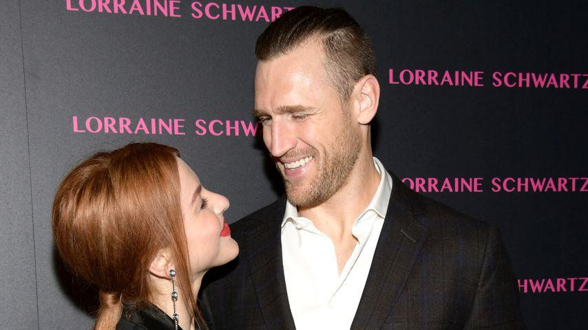 """Lustiger Zufall: Verlobte Julianne Hough spielt """"Bridezilla"""""""