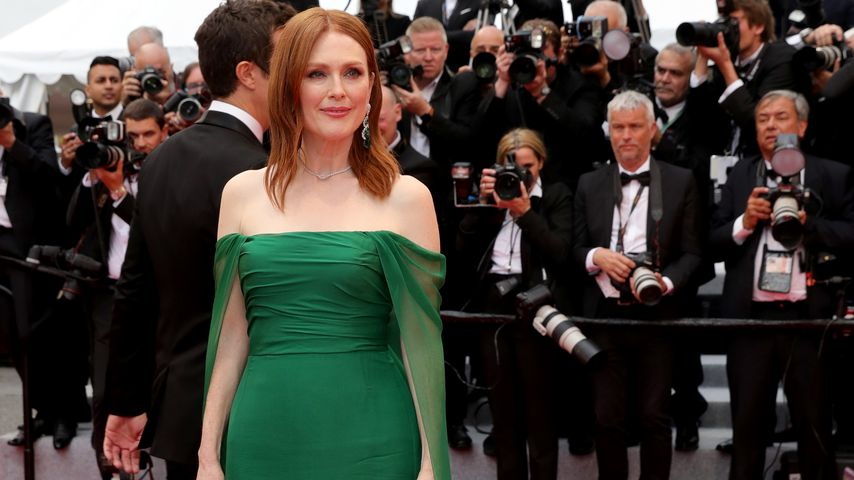 Julianne Moore beim internationalen Filmfestival in Cannes 2019