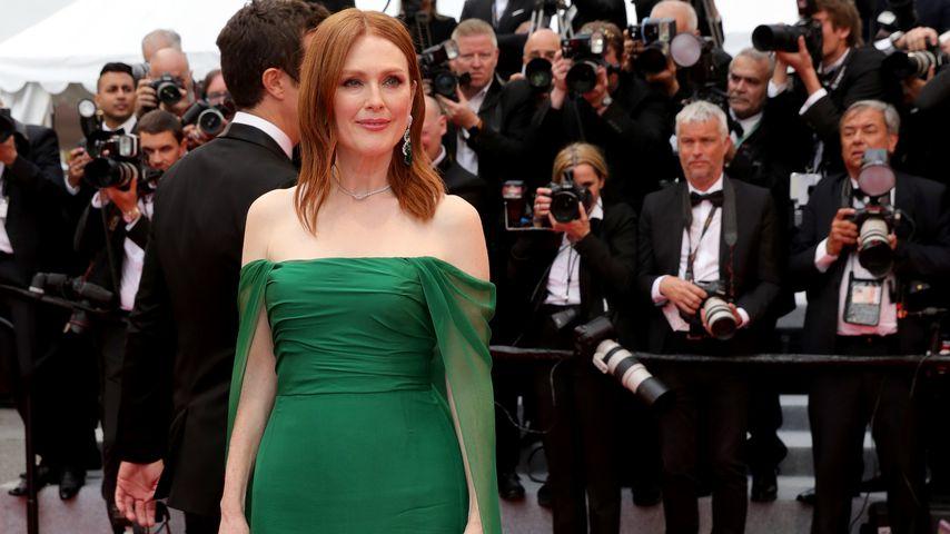 Julianne Moore beim internationalen Filmfestival in Cannes 2019