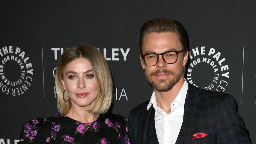 Julianne und Derek Hough im Dezember 2019 in Los Angeles