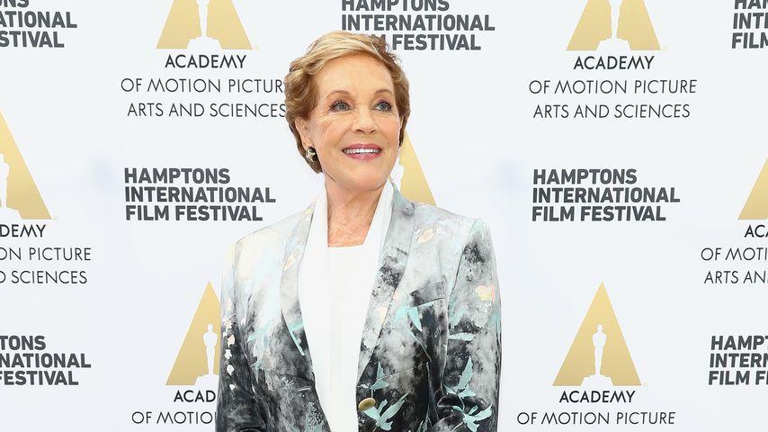 Julie Andrews 2017 in New York
