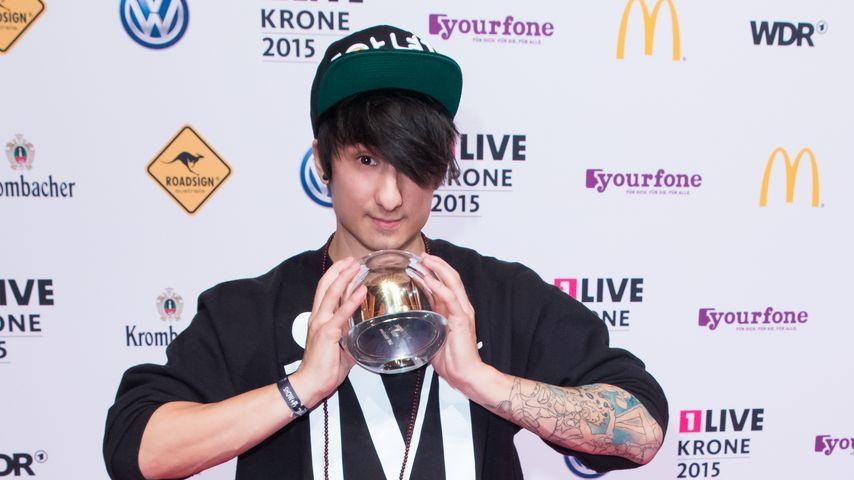 Gewinner der 1Live Video-Krone: Das ist YouTuber Julien Bam!