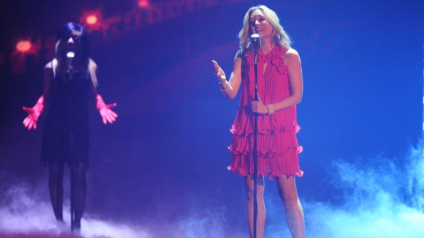 """Juliette Schoppmann bei """"Das Supertalent 2012"""""""