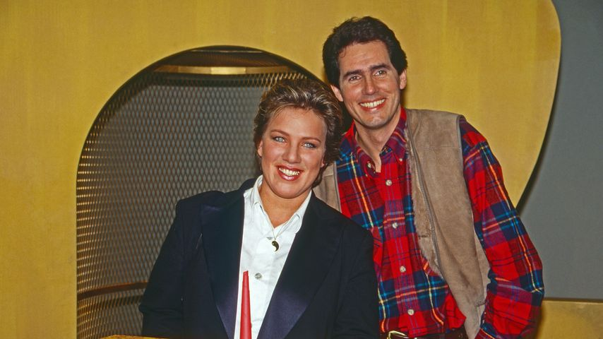 Julitta Münch und Jürgen Drensek 1992