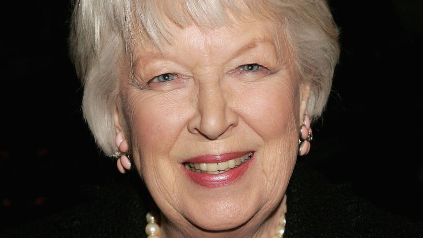 June Whitfield im Oktober 2005 in London