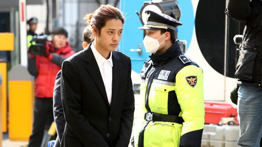K-Pop-Star Jung Joon-young wegen Vergewaltigung verurteilt