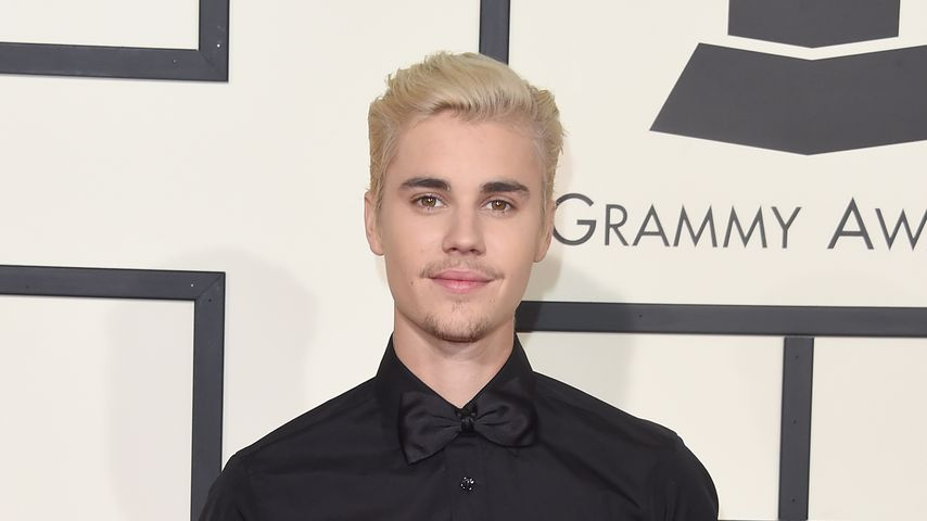 Justin Bieber bei den Grammy Awards 2016