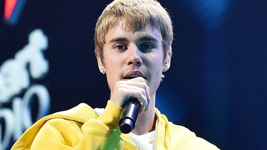 Justin Bieber beim 102.7 KIIS FM's Jingle Ball in Los Angeles