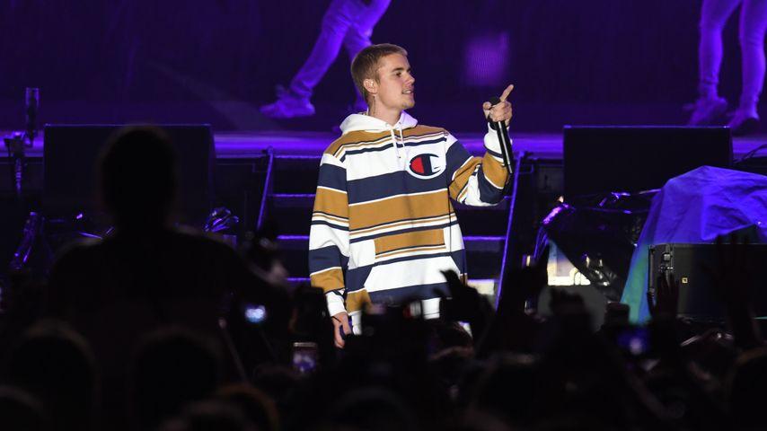"""Justin Bieber erleichtert: """"Meine Fans werden vernünftiger"""""""