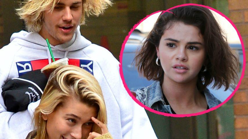 Flirt mit Ex Hailey: Will Justin Selena eifersüchtig machen?