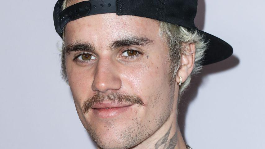 Sänger Justin Bieber im Januar 2020