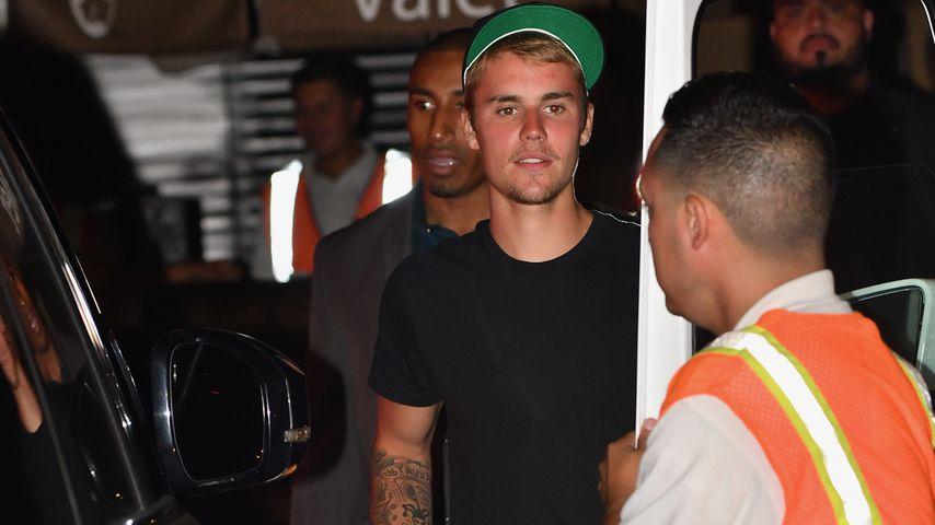 Nach Paparazzo-Unfall: Keine Konsequenzen für Bieber