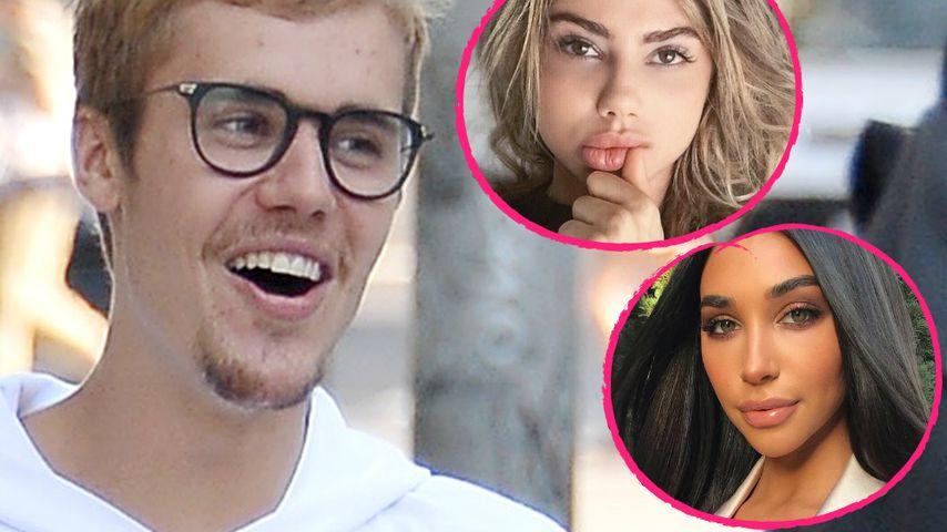 Justin Biebers Love-Chronik: Diese Girls flirtete er berühmt