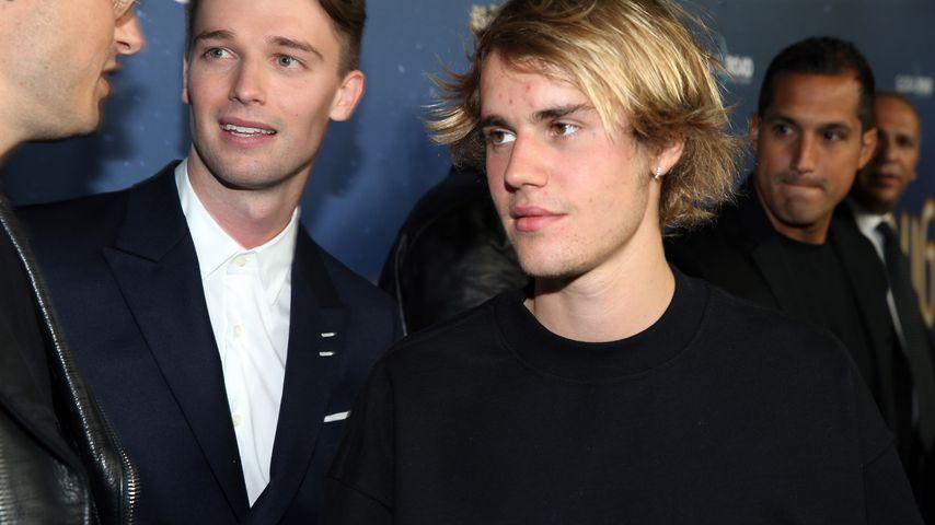 """Justin Bieber bei der Premiere von """"Midnight Sun"""""""