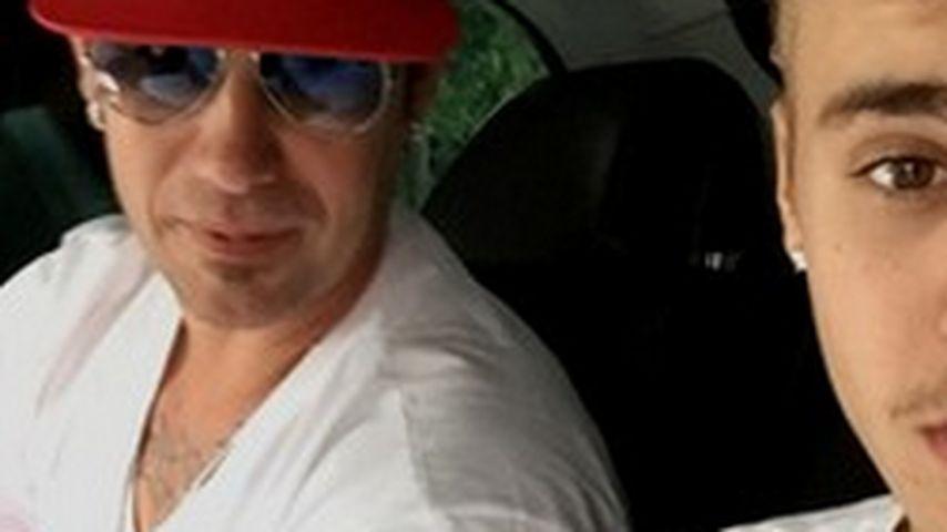 Zügellos: Justin Biebers Dad verwüstet Haus total