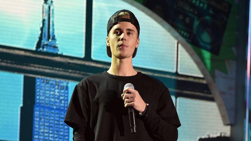 Rührend! Justin Bieber & Co weinen um Terror-Opfer von Paris