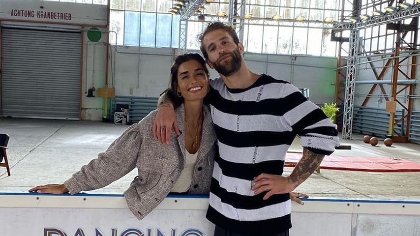 "Kurz vor Start: So läuft ""Dancing on Ice"" für André Hamann"