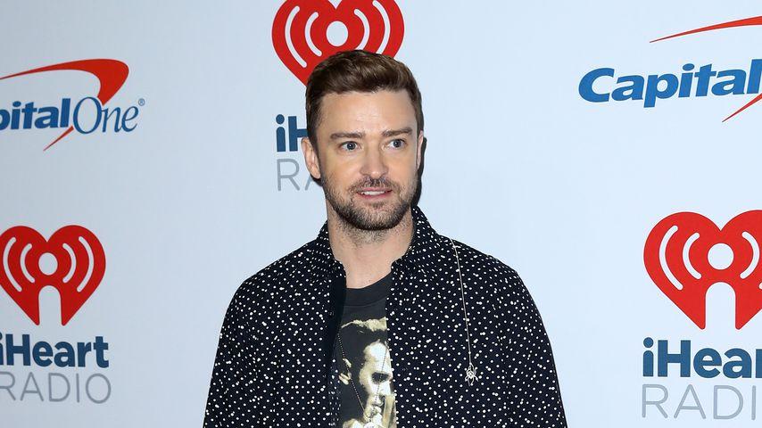 Justin Timberlake beim iHeart Radio Music Festival 2018