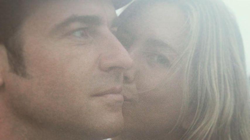 Justin Theroux und Jennifer Aniston im August 2017