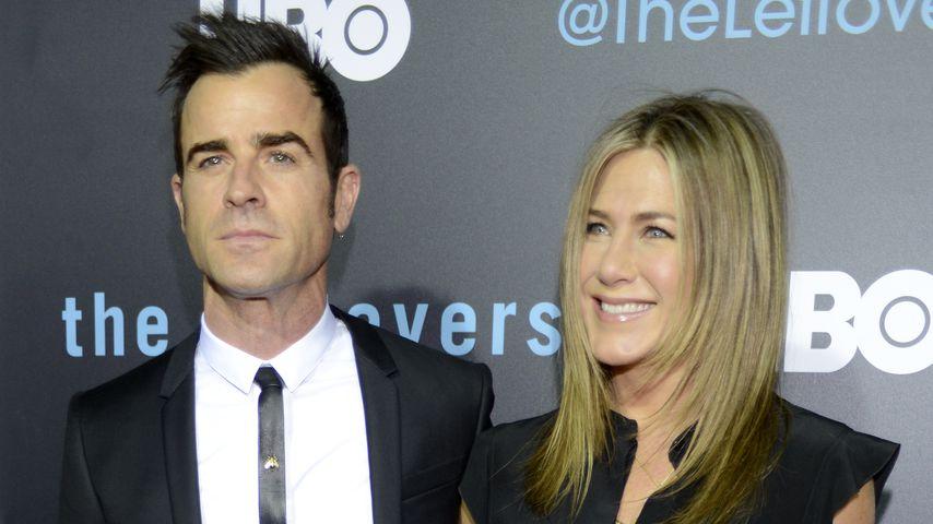 Justin Theroux: Kein Spaß bei Hochzeitsplanung mit Jennifer