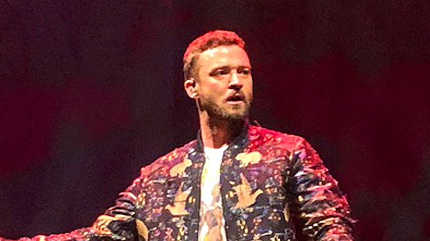 "Justin Timberlake bei seiner ""Man of the Woods""-Tour"