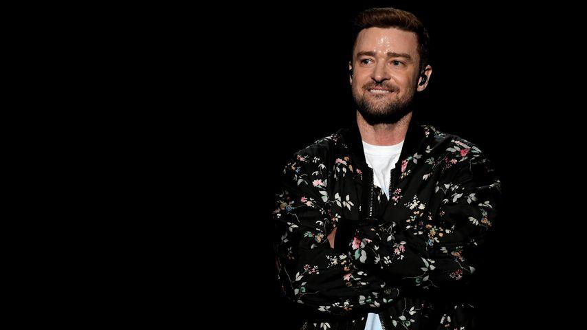 Justin Timberlake in Las Vegas 2018
