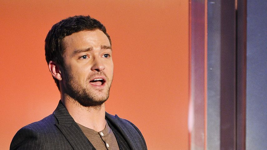 Justin Timberlake auf Tour - auch in Deutschland!